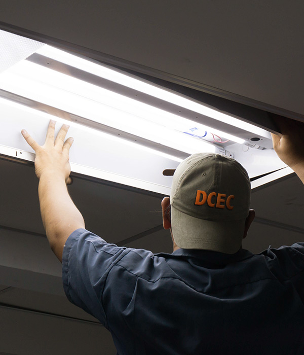 DCEC Electrical Installation Services